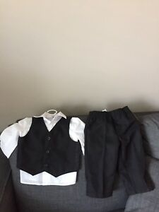Ring bearer suit - 6-12 month