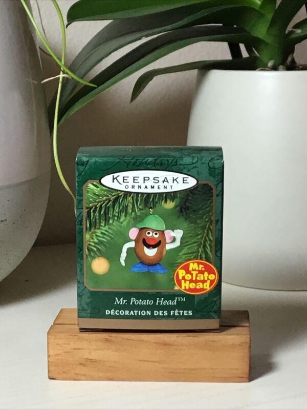Hallmark Keepsake Miniature Mr. Potato Head QXM6014