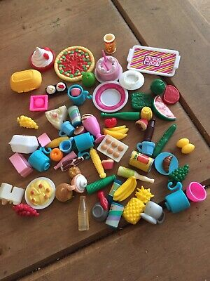 Barbie Doll Food Bundle, Shopping Accessories