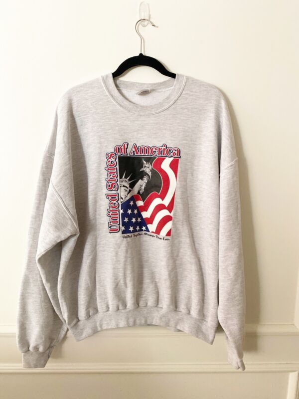 Vintage American Airlines United States Of America Sweater