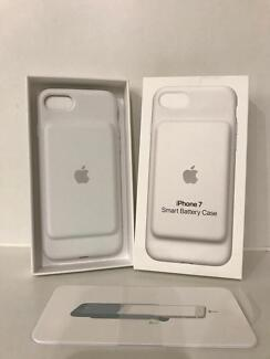 iPhone 7 Smart Battery Case (White) - Brand New
