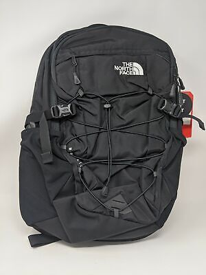 The North Face Borealis Black Day Pack Backpack NWT