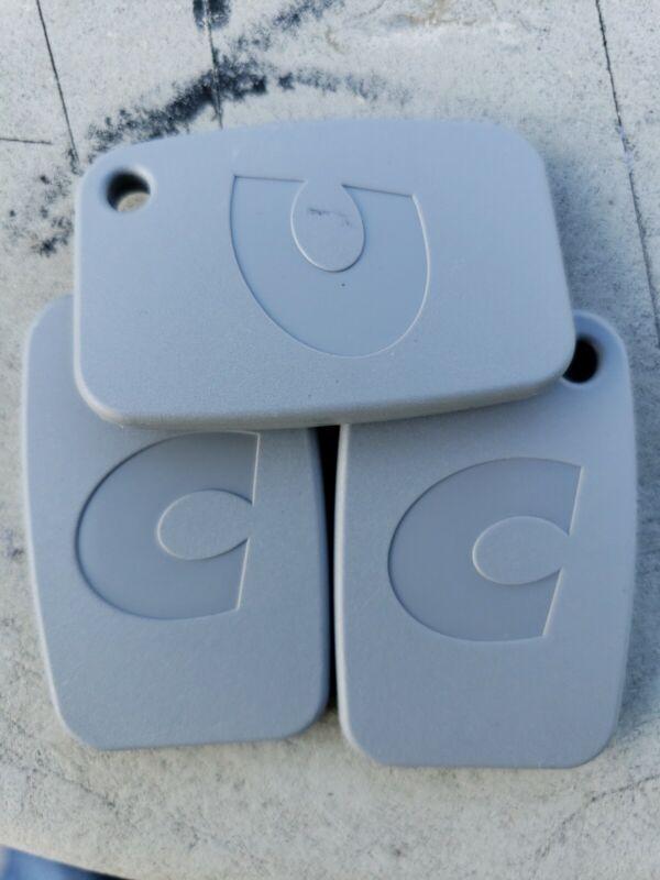 Costco Pay wireless fob NFC RFID gasoline station chip payment keychain keyfob