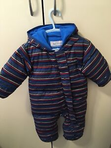 Reduced!Boys snowsuit/Perry sound