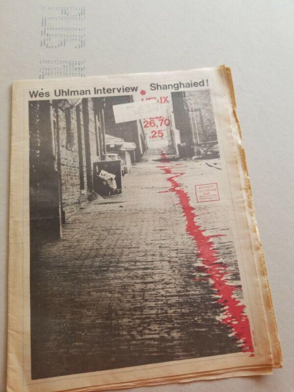 HELIX NEWSPAPER FEB 26  1970