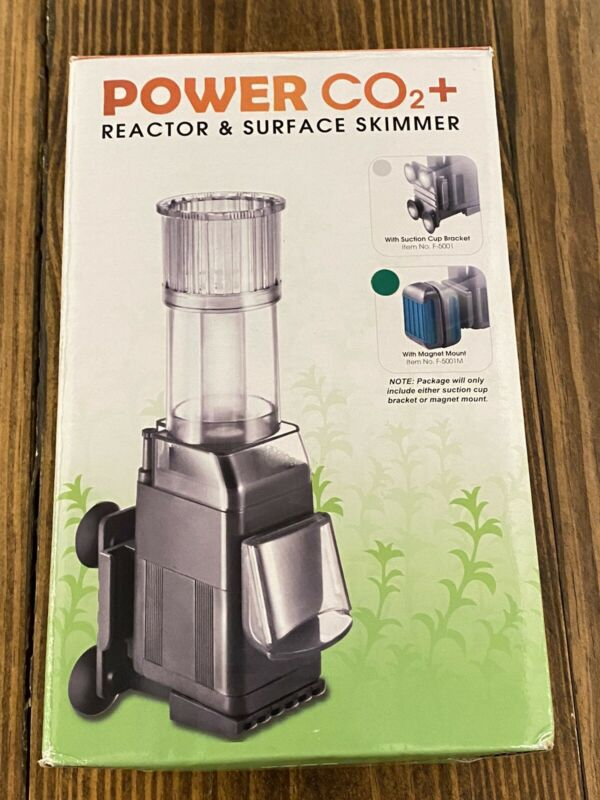Rio 200 Power Co2+ Reactor & Surface Skimmer with Magnet Mount
