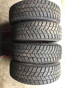 Hankook winter tires 195/65/15