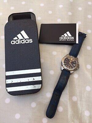 Adidas Sports Watch Vintage 1998
