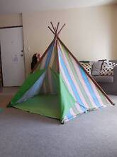 Tepee tent New Farm Brisbane North East Preview