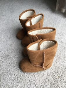 Baby winter boots, 12-18 months