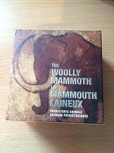 Canada 2014 The woolly Mammoth silver coin Clarinda Kingston Area Preview
