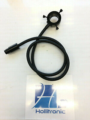 Fostec A08660 Mini Fiber Optic Ring Light Guide Used