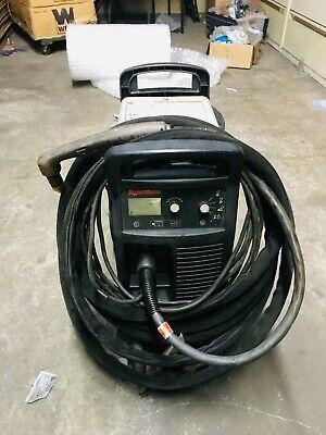 Hypertherm Powermax 85 25 Hand Torch Plasma Cutter System 087108