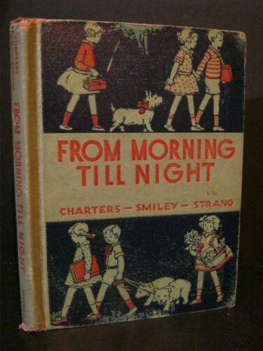 ANTIQUE - FROM MORNING TILL NIGHT - CHILDREN