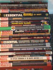 Marvel TPB Graphic Novel Hardcover GN Complete Collection Set of 5 Lot New NM