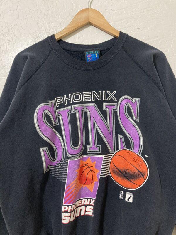 Vintage 90s Phoenix Suns Logo 7 Sweatshirt Size L