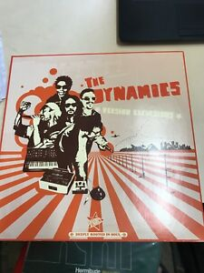 The Dynamics (3) – Version Excursions LP VINYL RECORD
