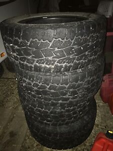 Toyo Open country A/T 285/55R20