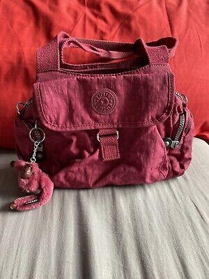 Kipling Bag Cherry