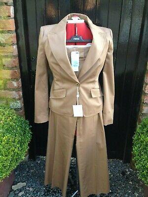 Ladies tailored trouser suit