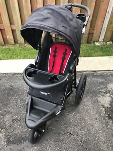Jogging stroller excellent condition less than 1 year old