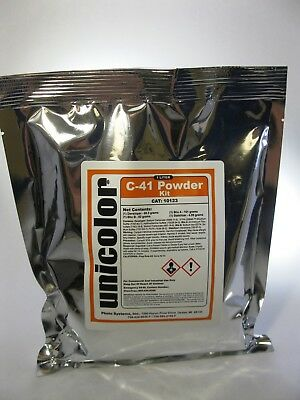 Ultrafine Unicolor C-41 Powder Home Color Film Developer Kit 1 Liter Free Ship