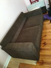 Beautiful 2 1/2 - 3 Seat Sofa Bed Seacliff Holdfast Bay Preview