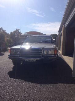 1974 Mercedes 450SE New Lambton Newcastle Area Preview