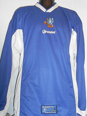 Macclesfield Town Home Shirt ( 2003/2005) xl men's long sleeves #376 image