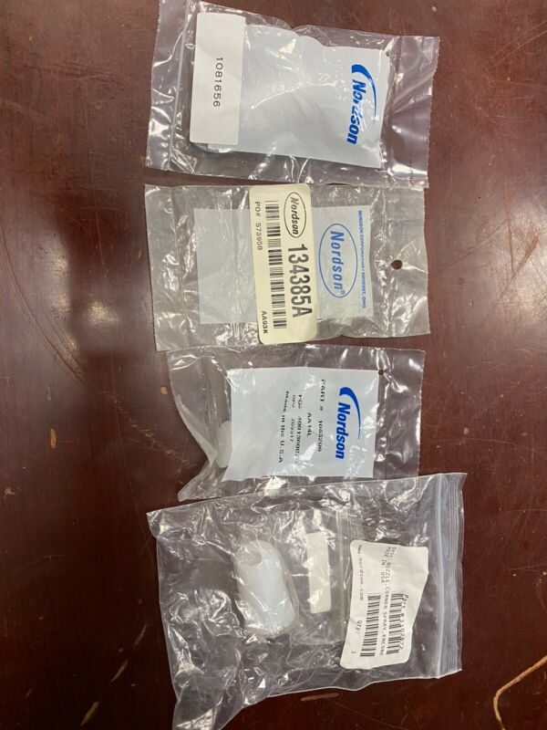 Assorted Nordson Spray Nozzles