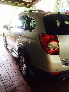 2008 7 seater Holden Captiva CX Gray Palmerston Area Preview