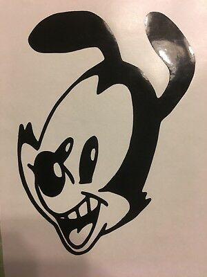 Yakko Warner Animaniacs Vinyl Decal