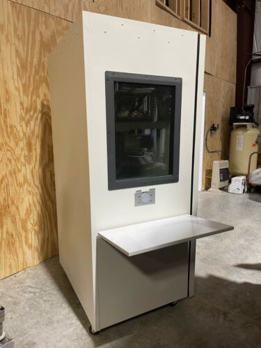 Acoustic Systems HC Audiology Sound Booth w/ Audiometer and Printer