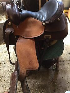 New Price -western saddle and tack set