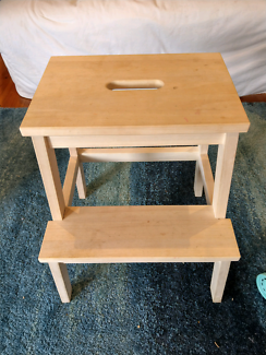 Ikea step stool toddler child RRP$25
