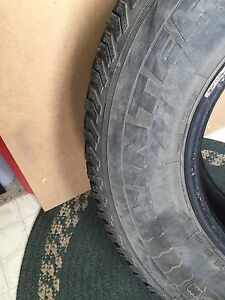 TIRES FOR SALE 235/70/15      200.00 DOLLARS