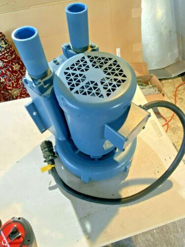 *NEW* Ametek  510433 1HP 460V 60Hz  COMARK Regenerative Blower Pump  #080341