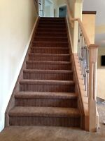 Carpet Hardwood Laminate Vinyl Planks Sales Installation!