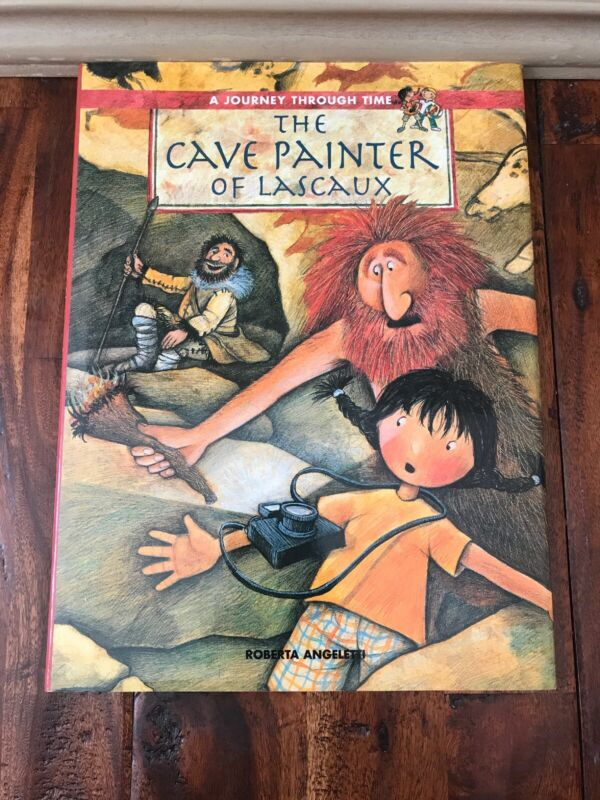 Cave Painter Of Lascaux (a Journey Through Time Series) By Roberta Angeletti Vg+