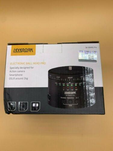 Sevenoak SK-EBH01 Pro Electronic Time Lapse/Panoramic Ball Head Black