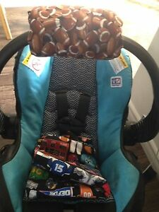 Car seat canopy + cushion for handle Kitchener / Waterloo Kitchener Area image 3