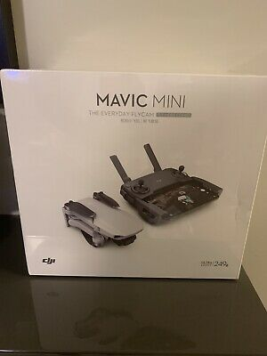 DJI CP.MA.00000123.01 Mavic Mini Fly More Combo Drone - Gray