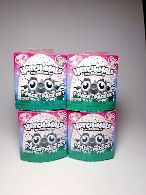 Hatchimals Egg Lot Season 4 collEGGtibles Blind Bag Surprise Pack - Lot Of 4 NEW