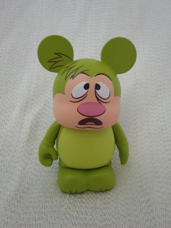"""Disney Vinylmation Alice In Wonderland Series - Green Hedgehog 3"""" Figure"""