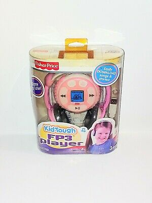 Fisher Price Kid Tough FP3 Player | Model K3420