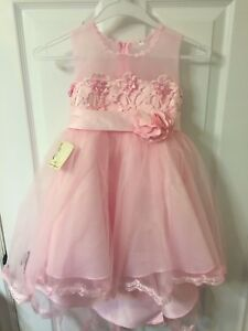 Pink dress new with Tags bride