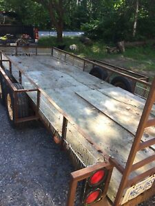 Utility Trailer/Sled/Flatbed