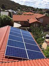 5 KW 20 Panels SOLAR System installed  Claim Your Govt Rebate NOW Carramar Fairfield Area Preview
