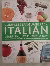 Complete  language pack - Italian Rockhampton Rockhampton City Preview