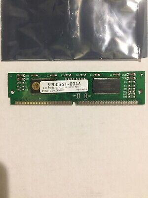 501-2196 MH4M72BJ-8  SUN X173A 32MB Simm 68-pin Memory Stick
